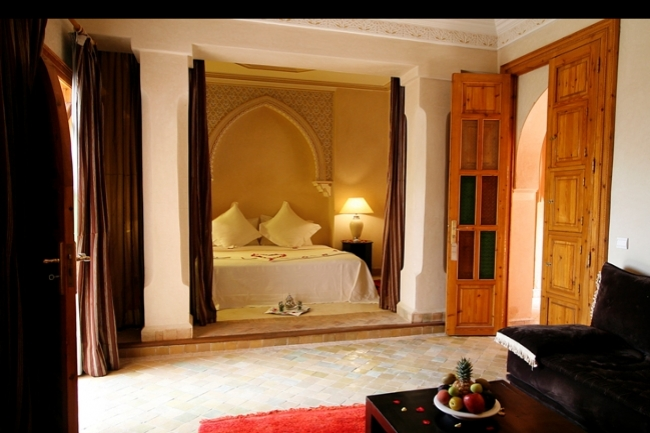 LA MAISON DES OLIVIERS - Marrakech Extérieur Marrakech region, palmery and hivernage district