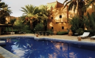 KASBAH AZUL - Agdz South, Desert and High Atlas Mountain